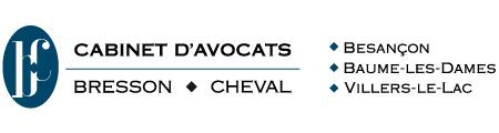 Cabinet d'avocats - Bresson & Cheval